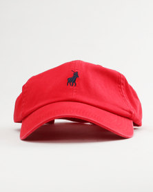 Polo Mens Parker Classic Peak Red