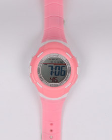 Cool Kids Digital Watch Pink