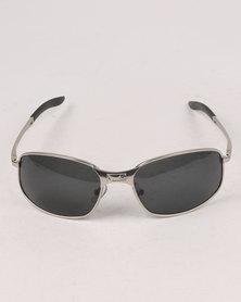 Bad Boy Macho Revo Polarised Lens Silver/Grey