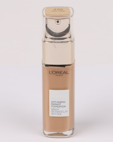 Age Perfect Foundation 270 Amber Beige