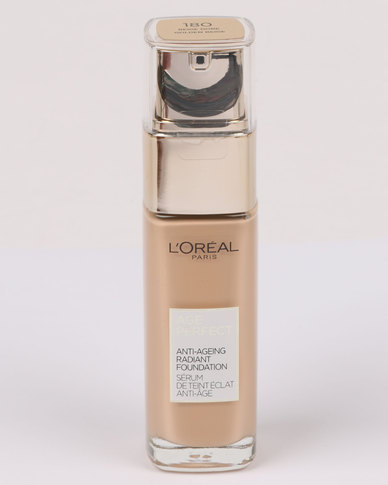 Age Perfect Foundation 180 Golden Beige