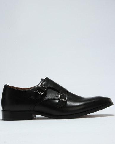 buy online 5cac9 5ab01 Call It Spring Urbas Double Monkstrap Men s Dress Shoe Black   Zando
