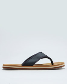 Call It Spring Dalphond Thong Sandal Navy