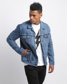 Levi's ® The Trucker Jacket Med Stonewash