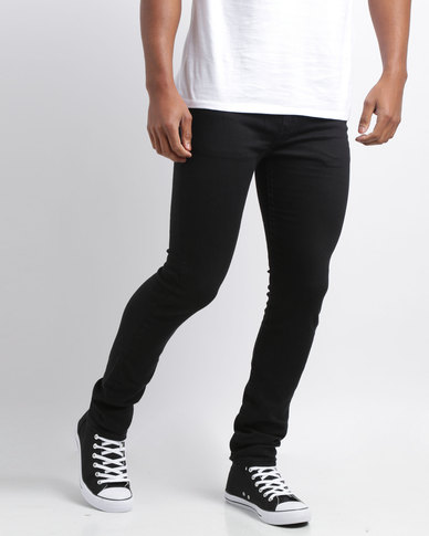 Levi's ® 519™ EXTREME SKINNY FIT JEANSPIN HEAD RINSE