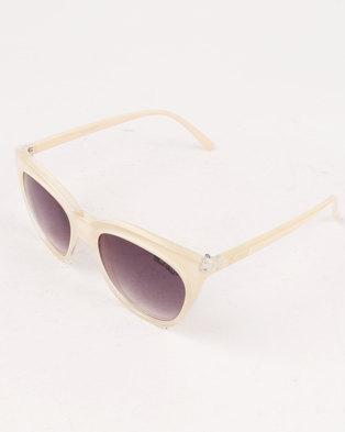 4469cb3dc9a Bad Girl Tomcat Sunglasses Cream