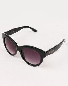 Bad Girl Funfair Sunglasses Black