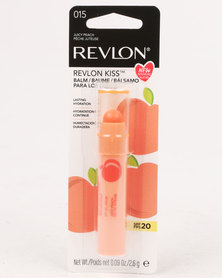 Revlon Irresistible Kiss Lip Balm Juicy Peach Orange