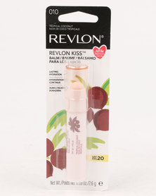 Revlon Irresistible Kiss Lip Balm Tropical Coconut White