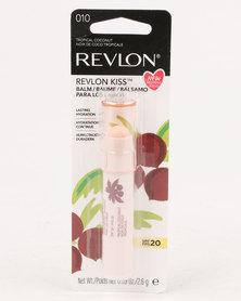 Revlon Irresistible Kiss Lip Balm Tropical Coconut White