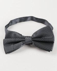 Joy Collectables Small Bow Tie Grey