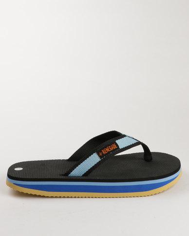 dad39a1be88c Renegade Beach Toe Thong Sandal Blue   Zando
