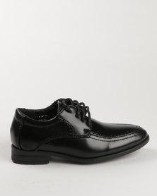 Ozlano Boys Formal Shoe Black