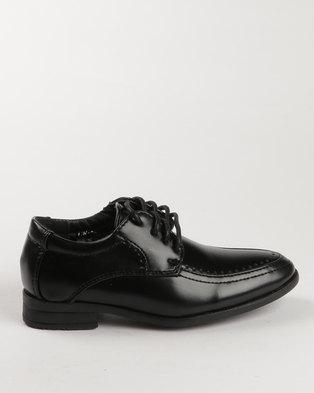 456cf9599849 Ozlano Boys Formal Shoe Black