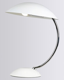 Illumina London Lamp White/Silver-tone