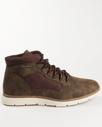 Urbanart Zoom 4 Nub Boot Brown