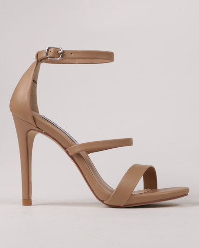 Steve Madden Sheena Heels Neutral