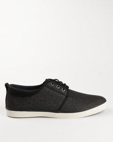 Call It Spring Etedia-R Lace Up Shoes Black