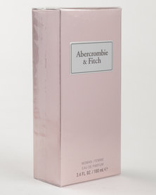 ABERCROMBIE AND FITCH First Instinct for Women 100ml EDT