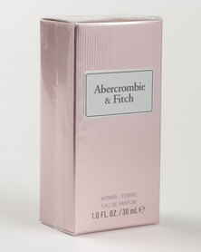ABERCROMBIE AND FITCH First Instinct for Women 30ml EDT