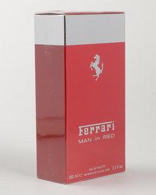 Ferrari Man in Red 100ml EDT Spray