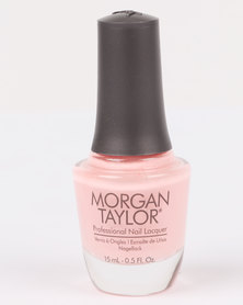Morgan Taylor Professional Nail Lacquer All About The Pout
