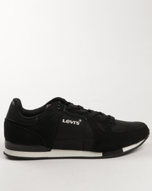 Levi's Julio Low Cut Sneaker Black