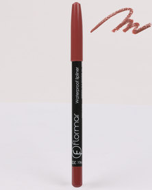 Flormar Professional Make-up Lipliner Pencil Soft Pink Brown