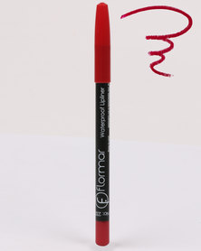 Flormar Professional Make-up Lipliner Pencil Dramatic Red