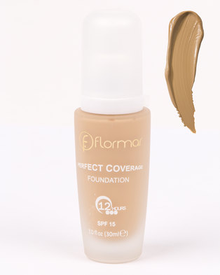 Honey Perfect Coverage Foundation