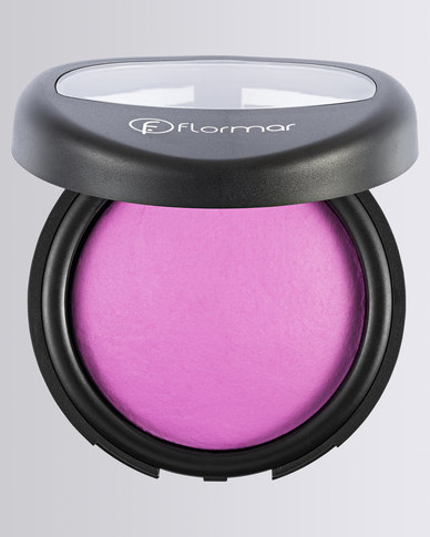1aa2bc6706a65 Flormar Professional Make-up Baked Blush-On Fuchsia Glam