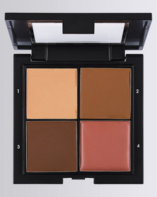 Flormar Professional Make-up Contour Palette Medium