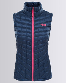 The North Face Thermoball Vest Blue