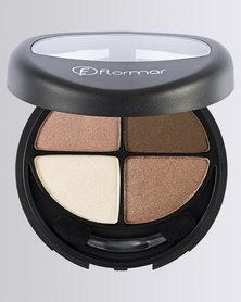 Flormar Professional Make-up Quartet Eye Shadows Copper Dreams