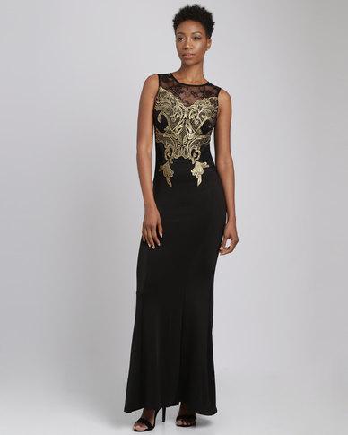 Zando clothing cocktail dress
