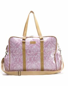 John Buck Emily Louise Damask Toddlers Bag - Pink