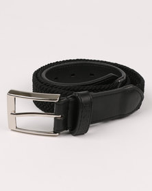 Soviet Missle Belt Black