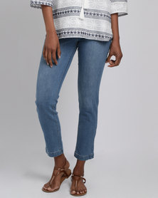 Gordon Smith Seminyak Slim Leg Miracle Jeans Bleach