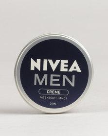 Nivea Men Face Creme Tin 30ml