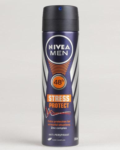 Nivea Men Stress Protect Aerosol Deodorant 150ml Zando