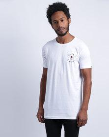 Silent Theory Hybrid T-Shirt White