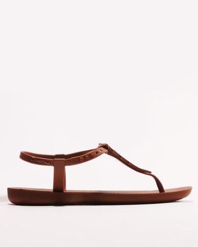 c1a43c2d469f Ipanema Class Glam Fem Sandals Brown