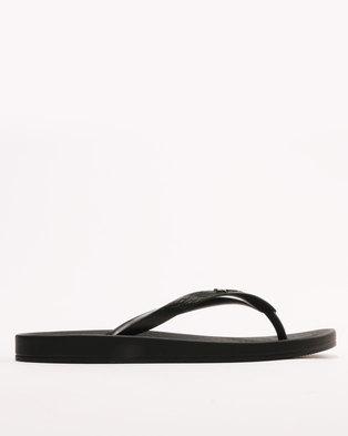 937e40163fd0 Ipanema Anatomica Tan Fem Flip-flops Black