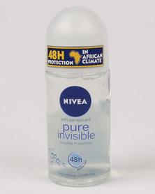Nivea Deo Pure Invisible Roll-On 50ml
