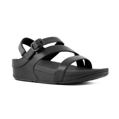 73be8cca90c1af The Skinny Z Strap Sandal Black