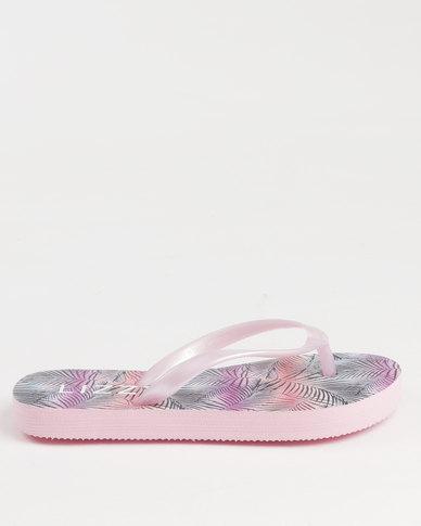 1c03291e16962 Lizzy Girls Teen Summer Flip Flops Pink