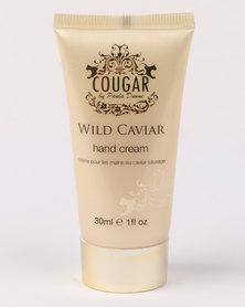 Cougar Wild Caviar Hand Cream