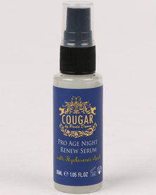 Cougar Cosmetics Pro Age Night Renew Serum 30ml