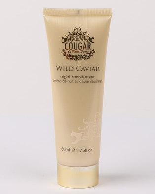 Cougar Cosmetics Wild Caviar Night Moisturiser