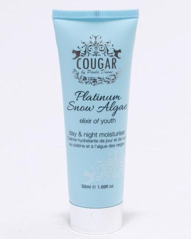 Cougar Cosmetics Platinum Snow Algae 24hr Day and Night Cream